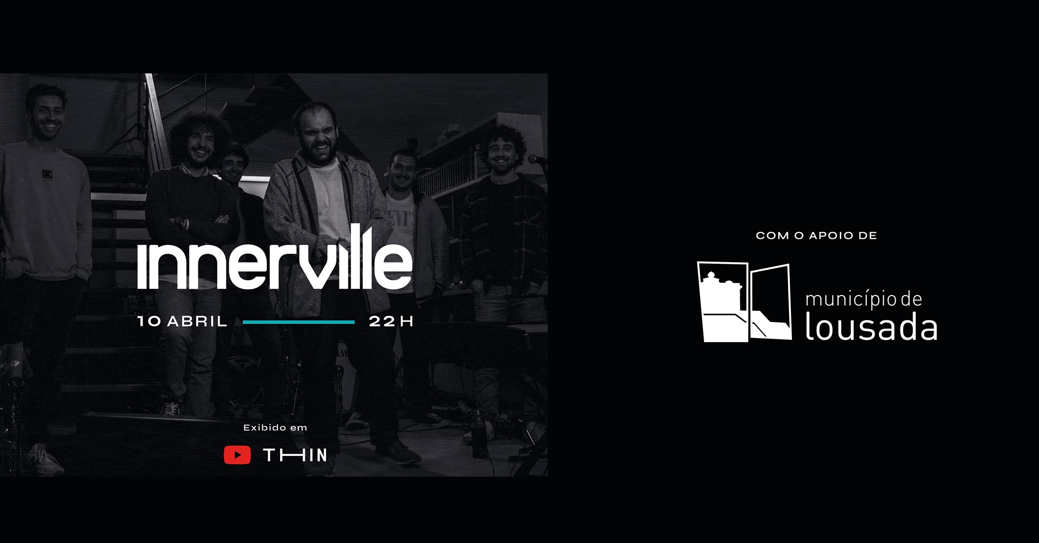 Innerville - THIN Concert