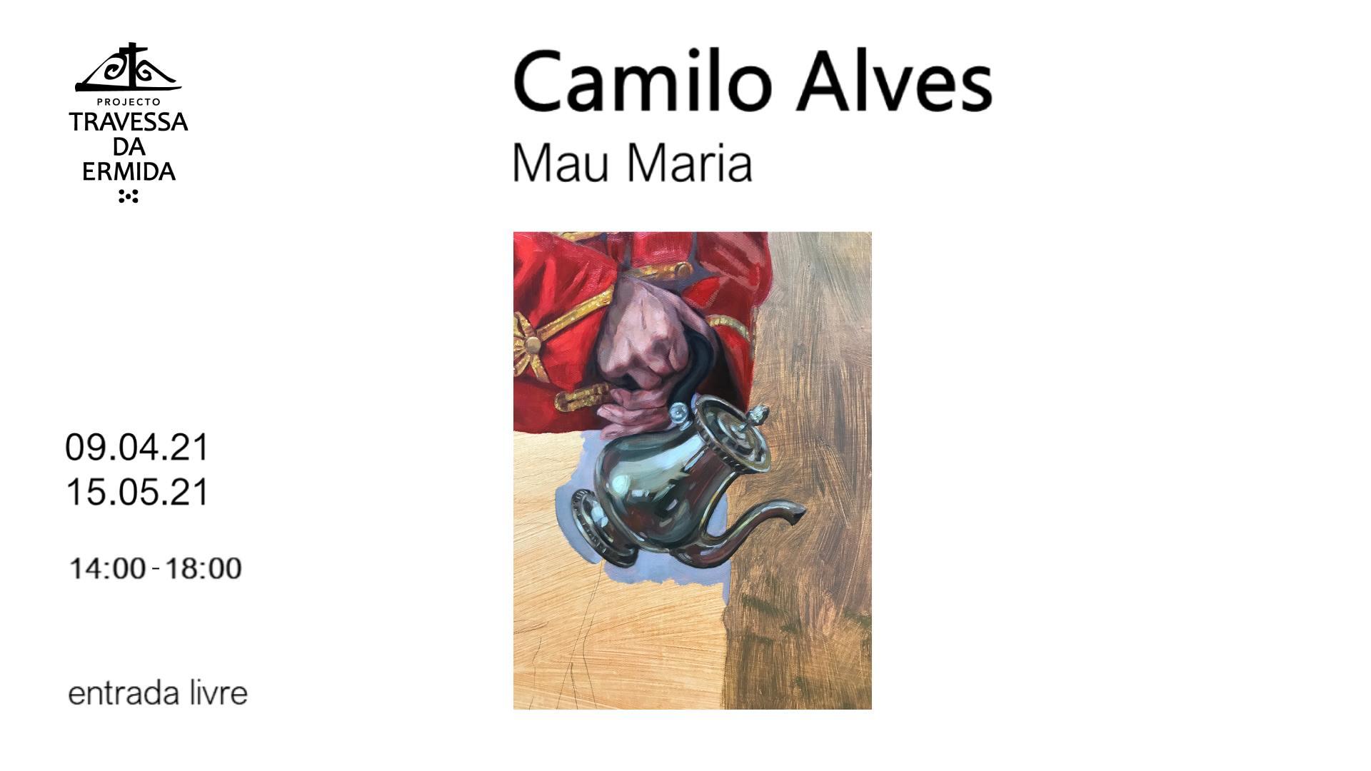 Mau Maria | Camilo Alves