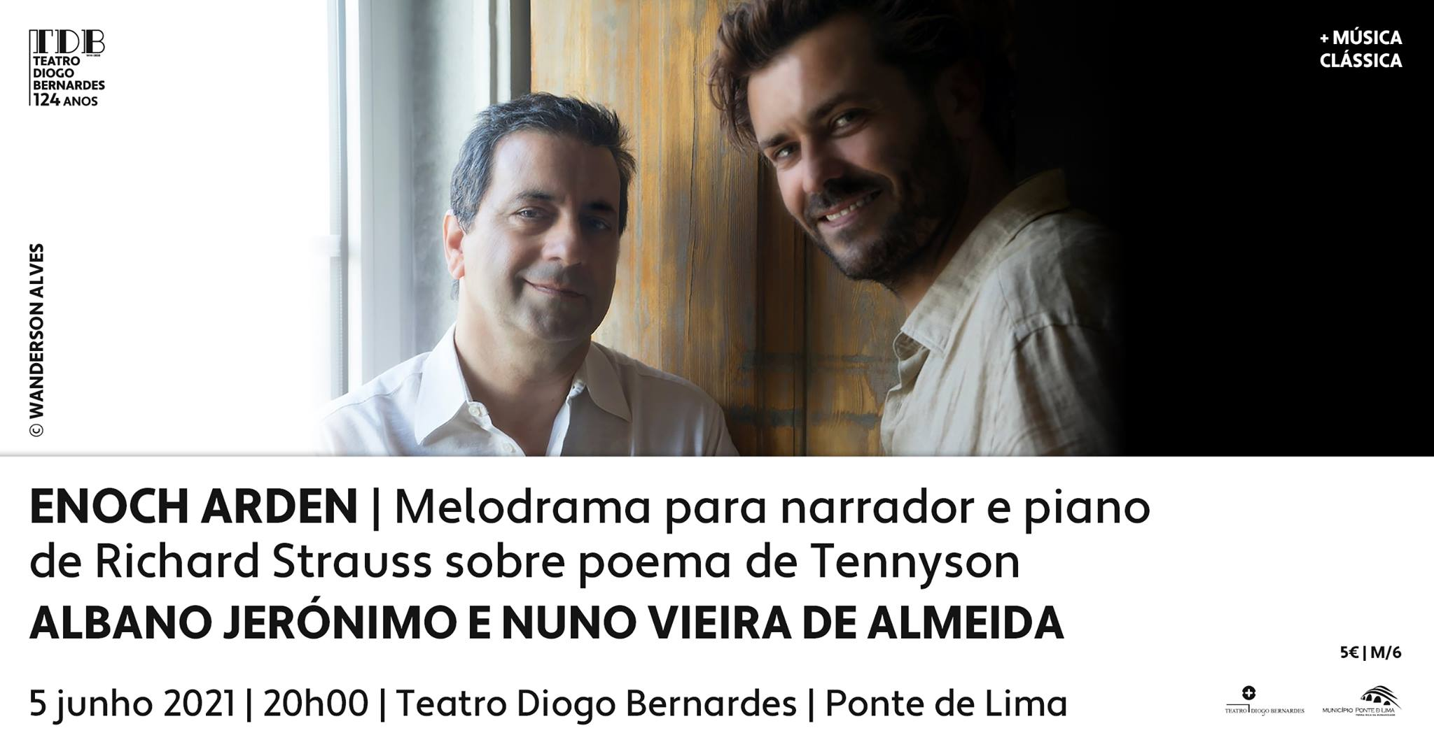 Enoch Arden - Teatro Diogo Bernardes - Ponte de Lima