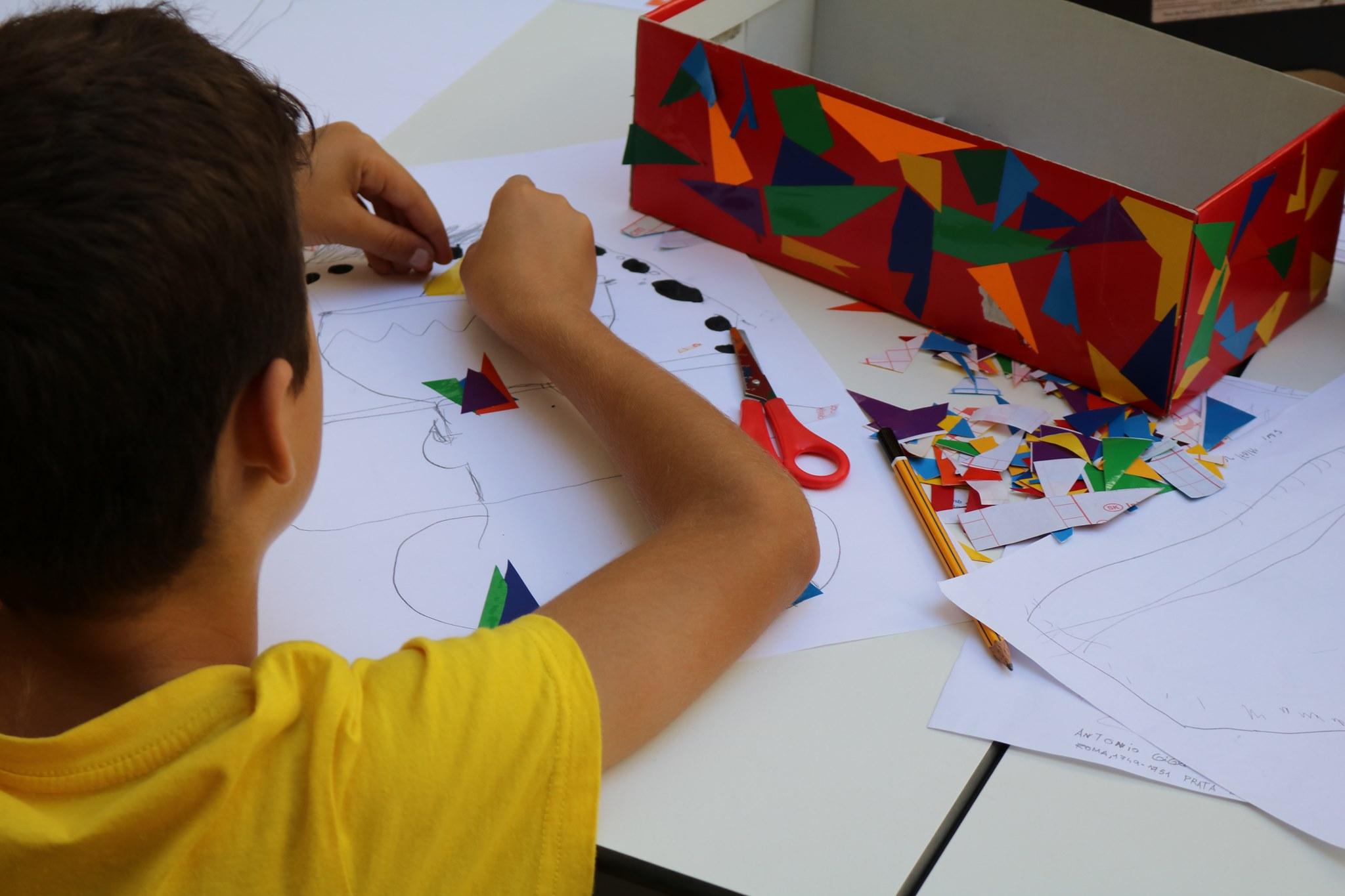 A brincar construímos o passado | Oficina para famílias com crianças dos 6 aos 12 anos