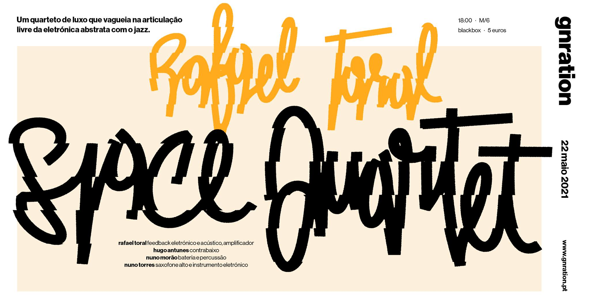 Rafael Toral: Space Quartet l gnration