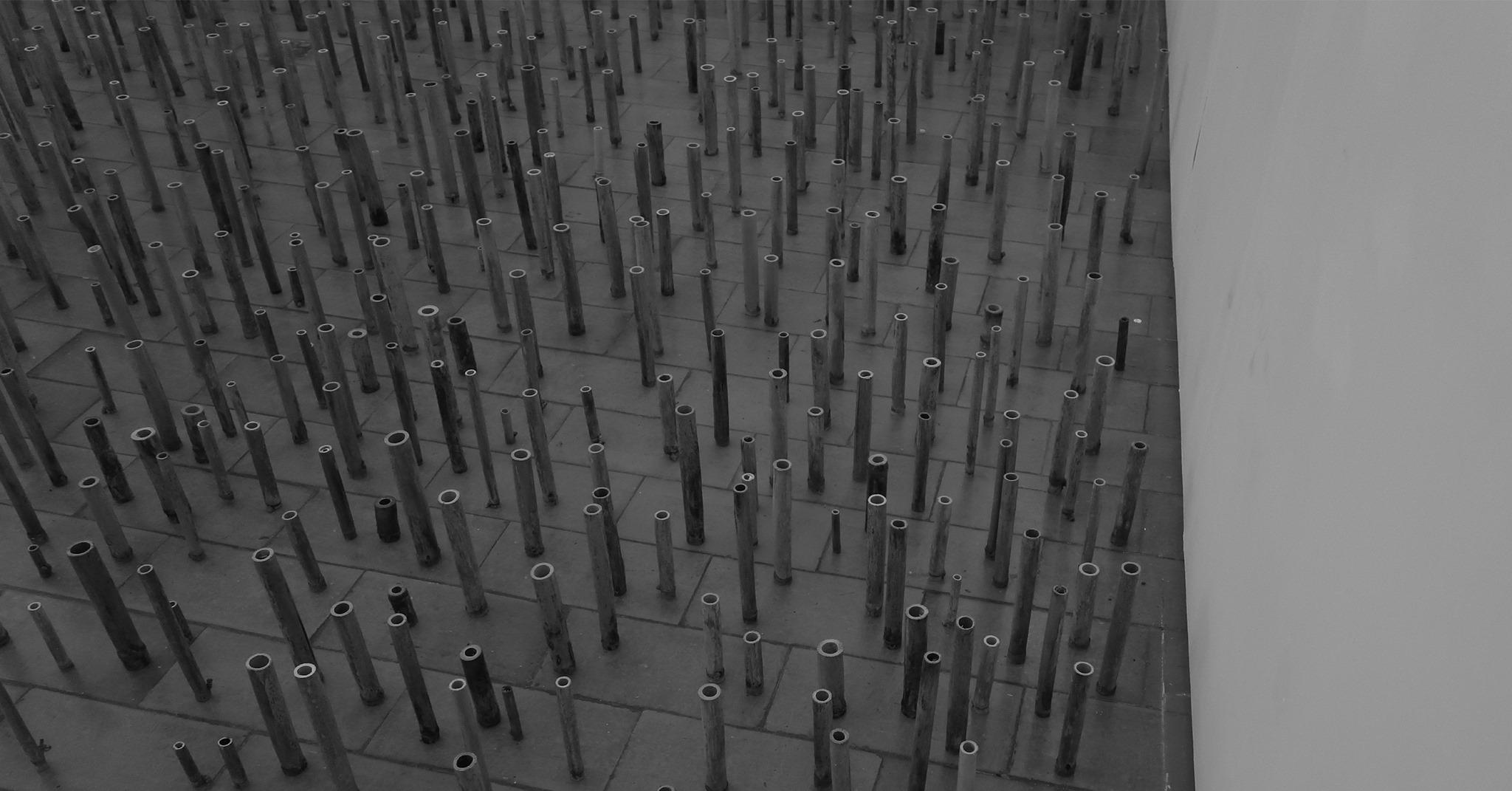 Invasor Abstracto #3, por OSSO colectivo [exposição] | gnration