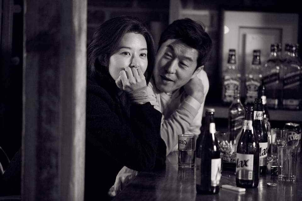 O Dia em que ele Chega, de Hong Sang-soo
