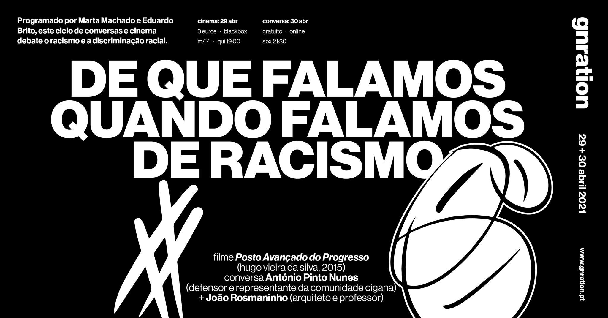 De que falamos quando falamos de racismo #6 —  António Pinto Nunes