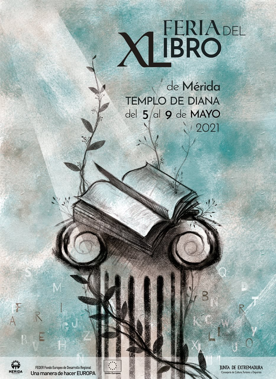 XL Feria del Libro de Mérida