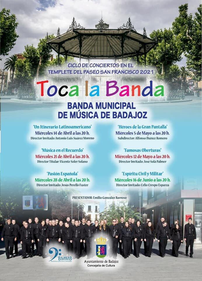 """Toca la Banda   """"Espiritu Civil y Militar"""""""