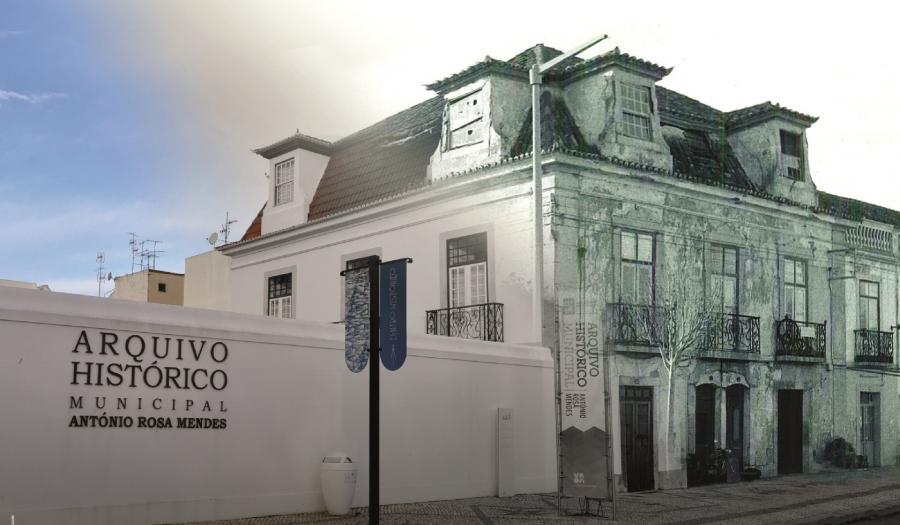 Exposição Torreão Sul - Quatro Séculos de História