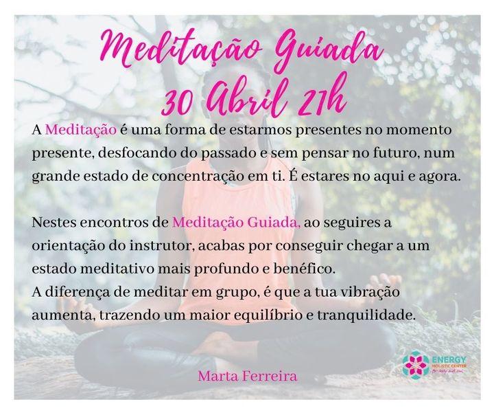 Meditação Guiada- Conexão à Fonte