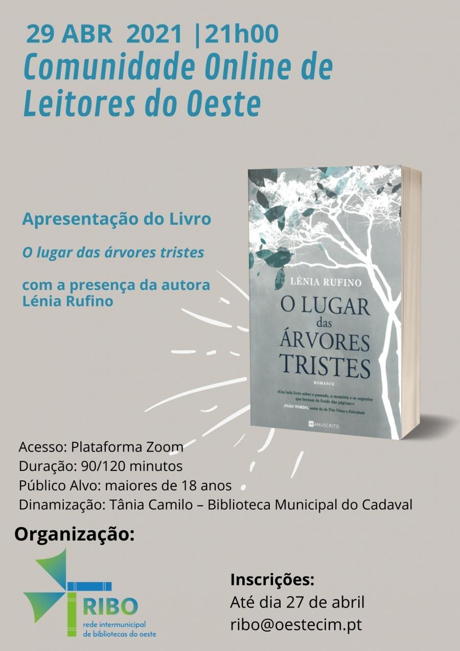 COMUNIDADE ONLINE DE LEITORES DO OESTE