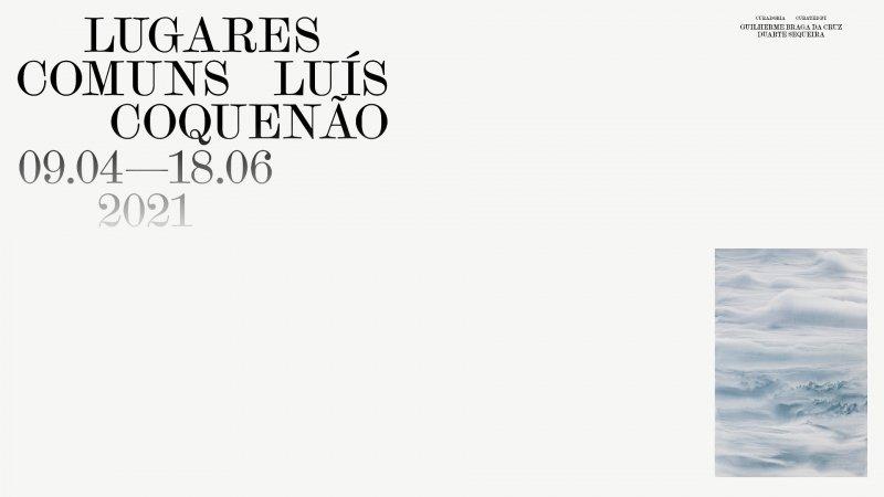 Exposição 'Lugares Comuns' de Luís Coquenão