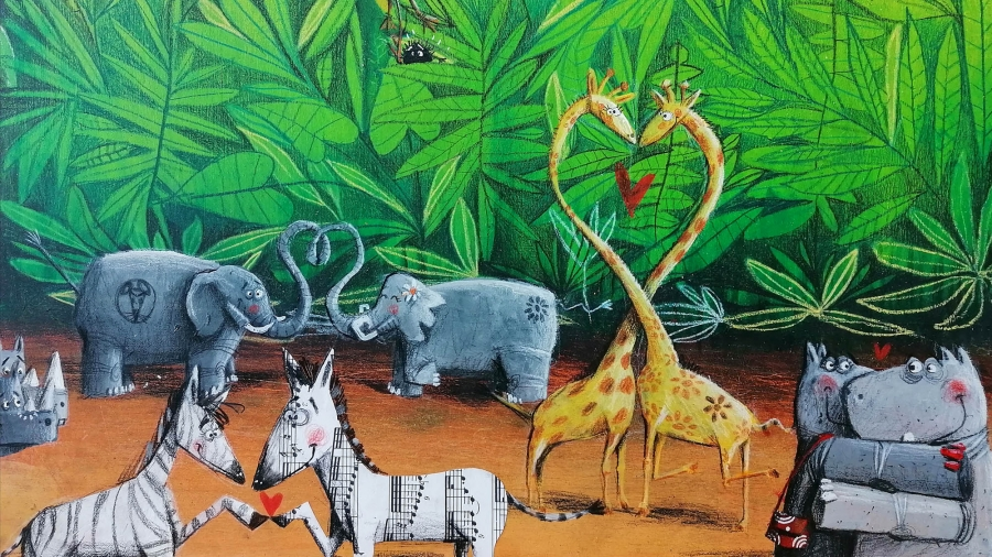 Exposição de ilustração de Paulo Galindro