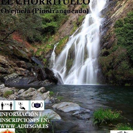 I Ruta Senderista El Chorrituelo – Ovejuela (Pinofranqueado) – de abril a diciembre
