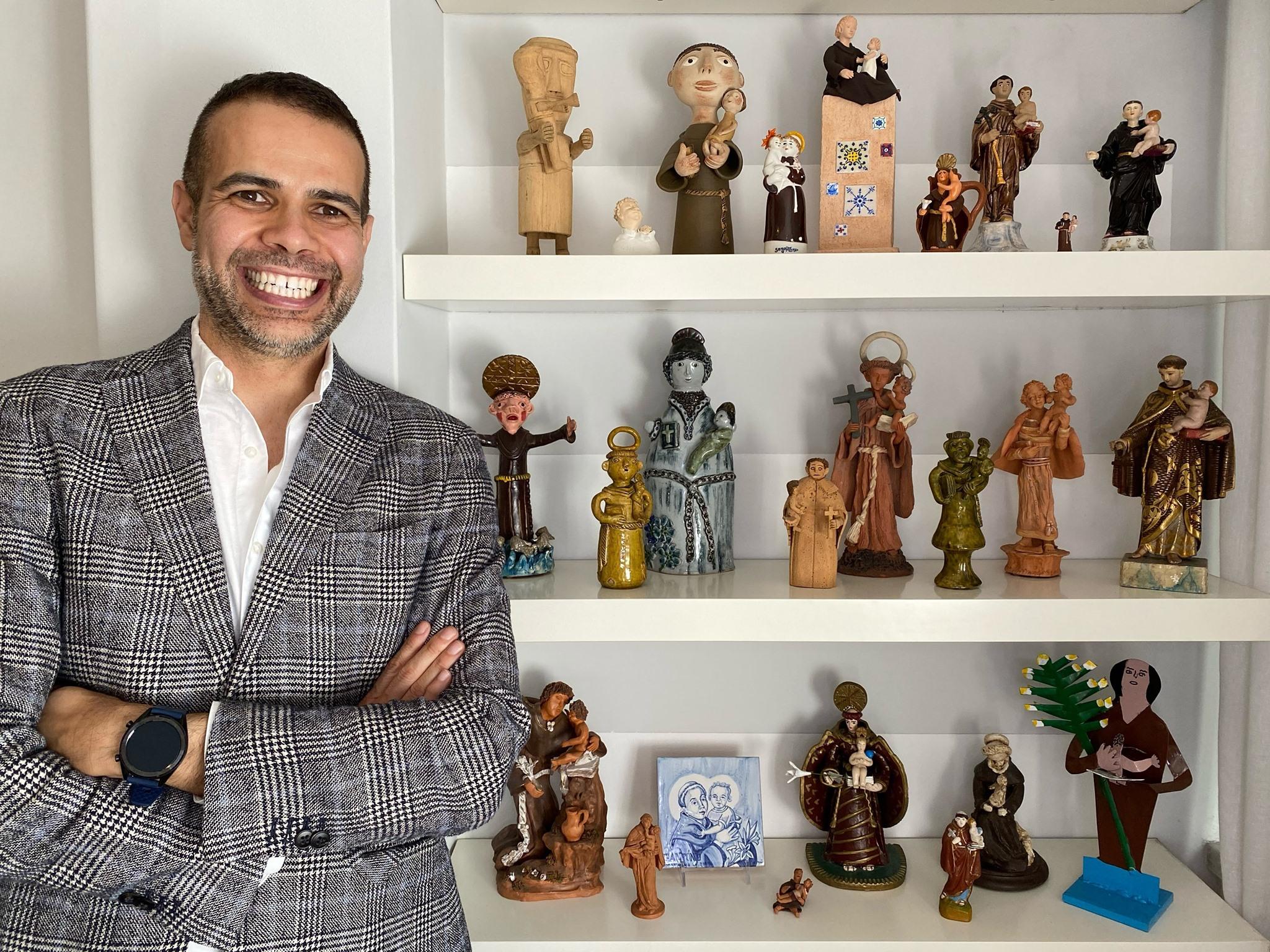 Conversa com o colecionador Alexandre Correia