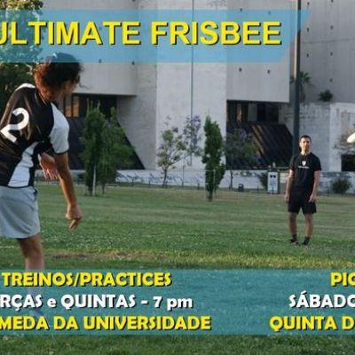 Lisbon Ultimate Frisbee Training - 4 (2021)