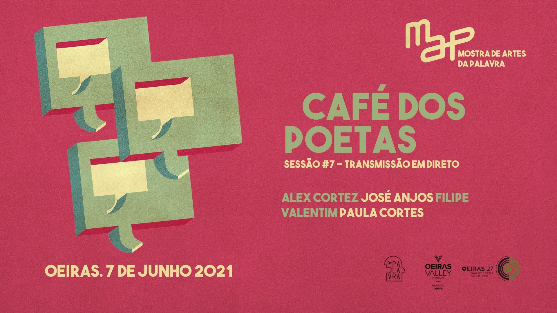 Especial Poetry Ensemble: Café dos Poetas #7 [entrada livre]