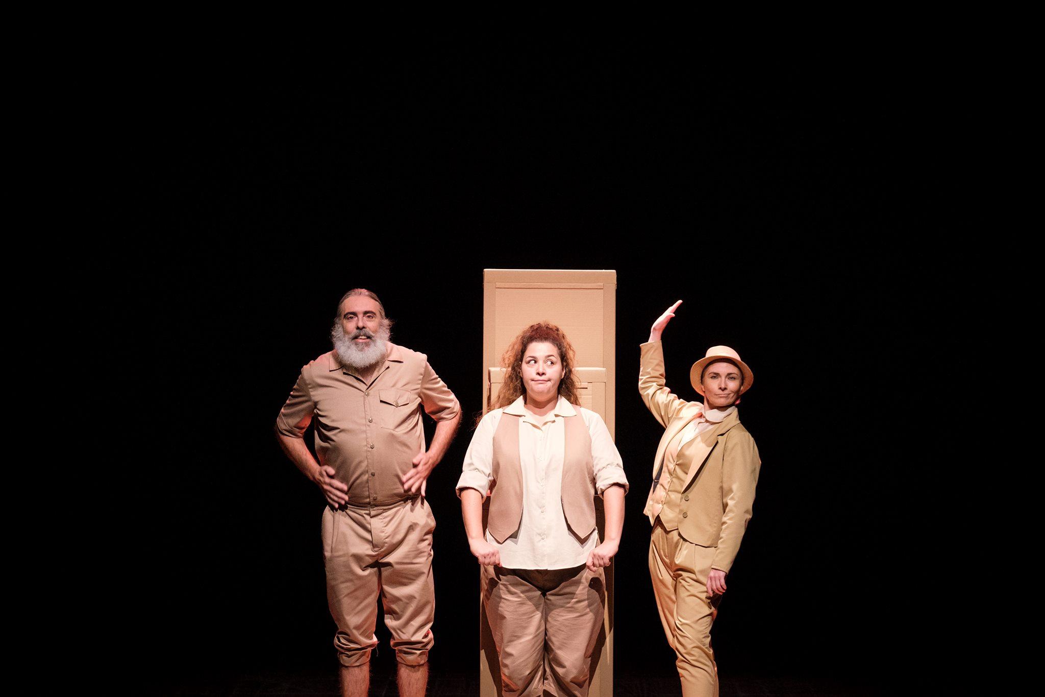 'DoNoDoNaDa' - Varazim Teatro pela Companhia Certa