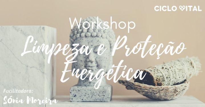 Workshop Limpeza e Proteção Energética