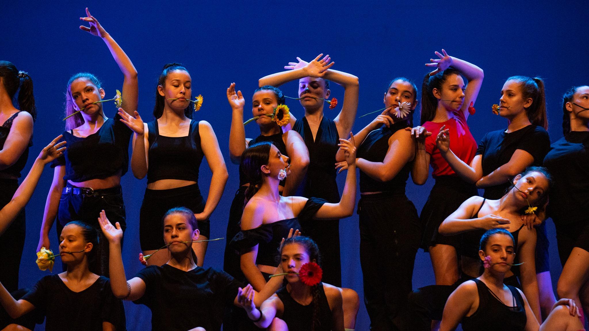 Audições Online • Cursos Profissionais de Dança & Teatro • Ano letivo 2021/22