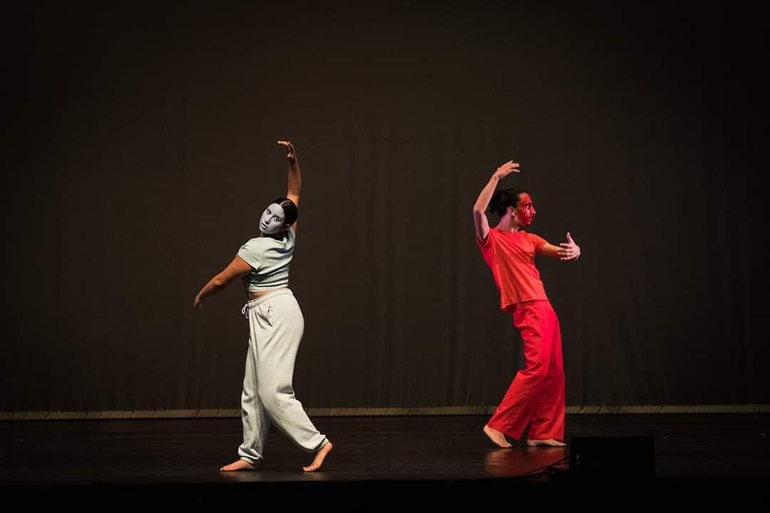 A Dança • Beatriz Valentim e Pedro Souza com o 3.º ano de Dança do balleteatro