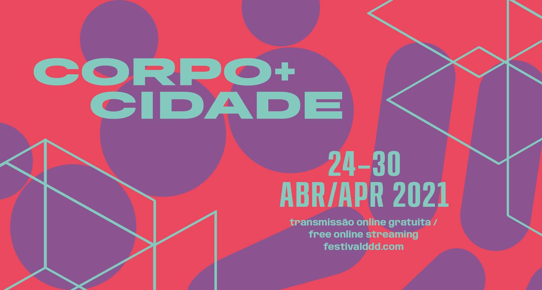 Corpo + Cidade 2021