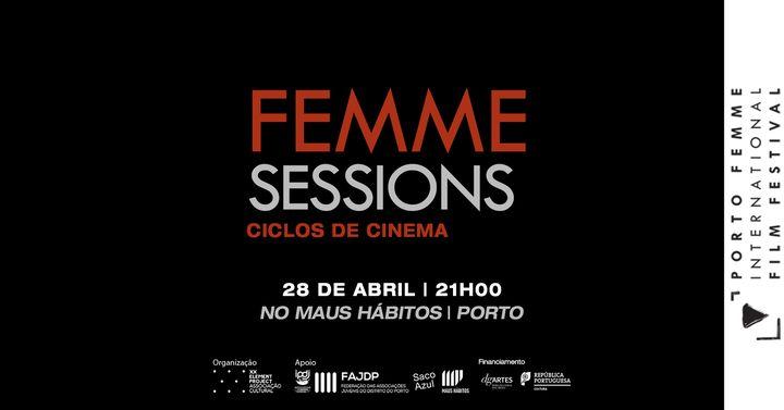 FEMME Sessions #37 | Maus Hábitos