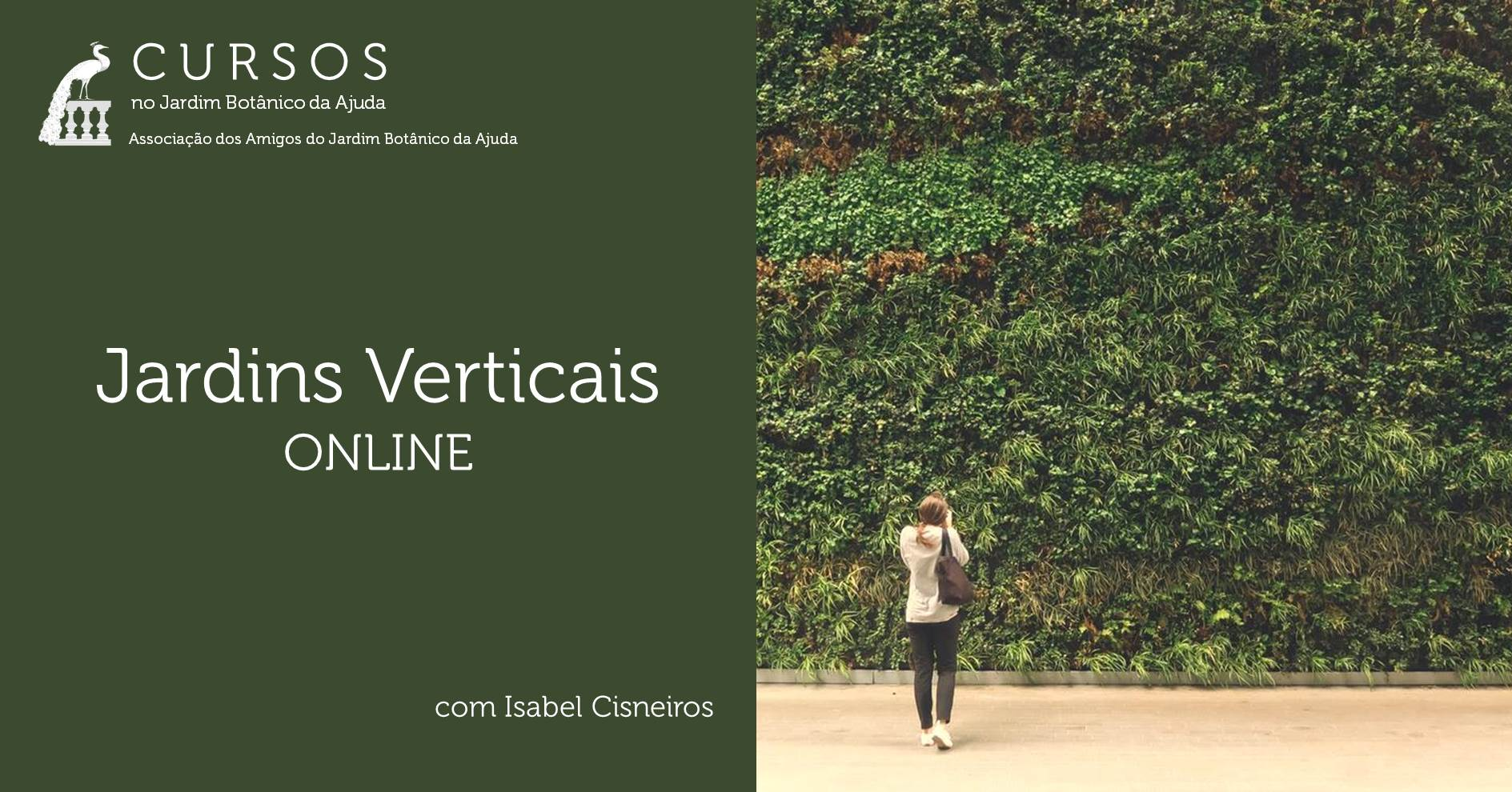 Jardins Verticais ONLINE
