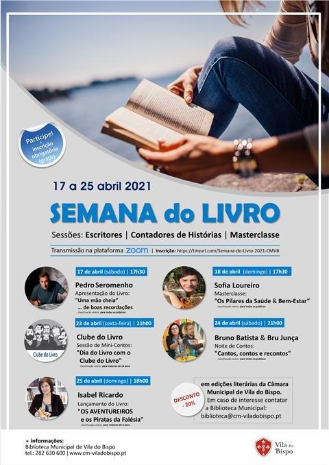 Vila do Bispo promove Semana do Livro
