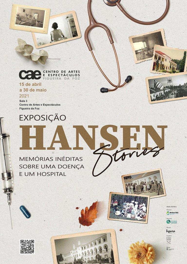 """'Hansen Stories"""" – Memórias Inéditas Sobre uma Doença e um Hospital"""