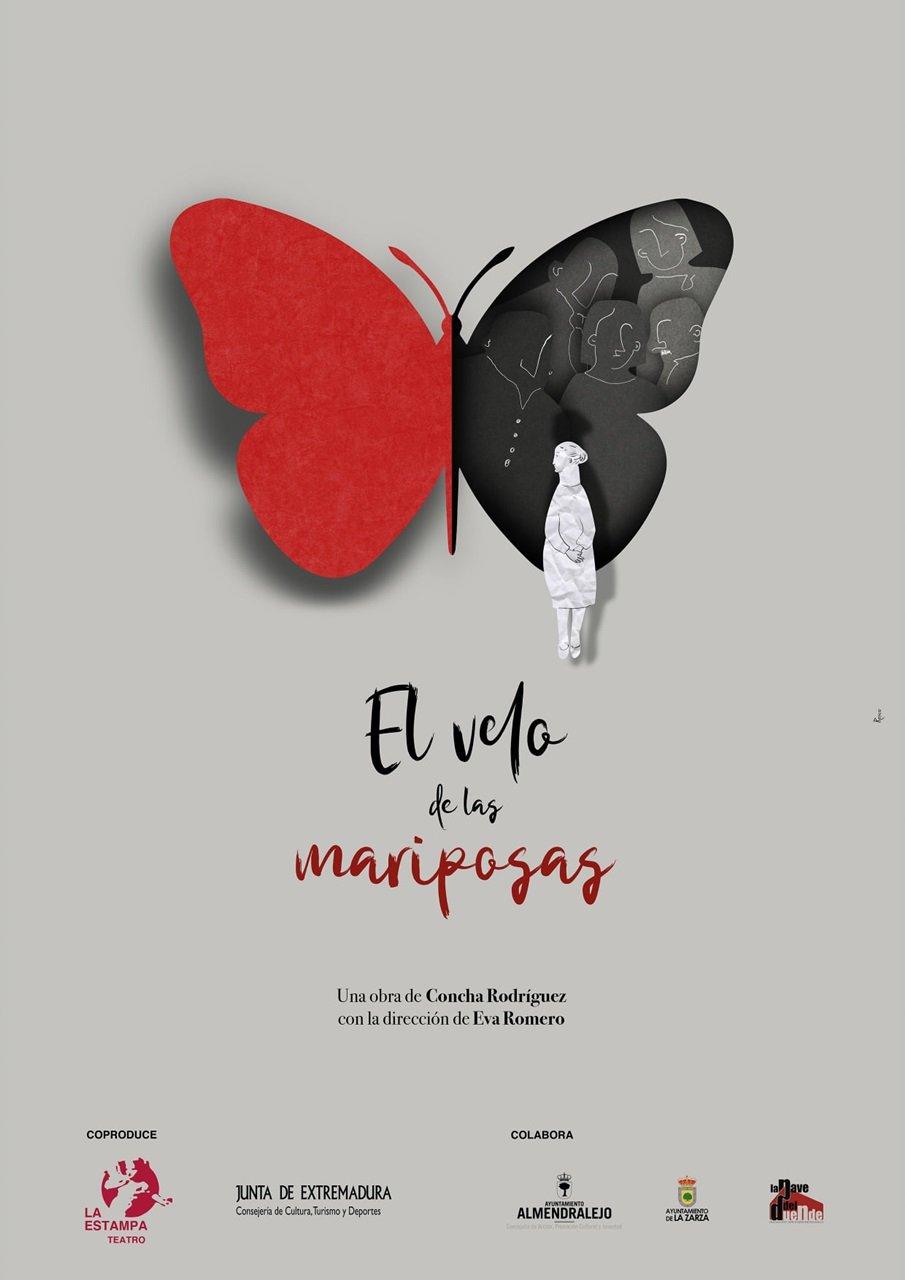 Teatro: «El velo de las mariposas»