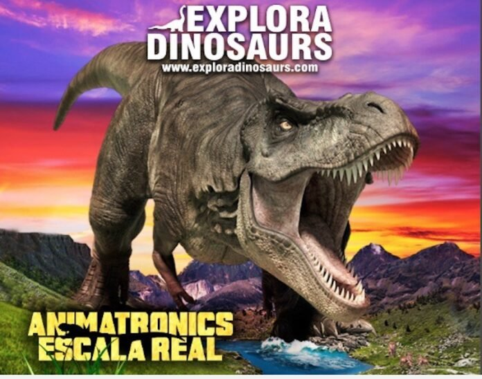 Explora dinosaurs