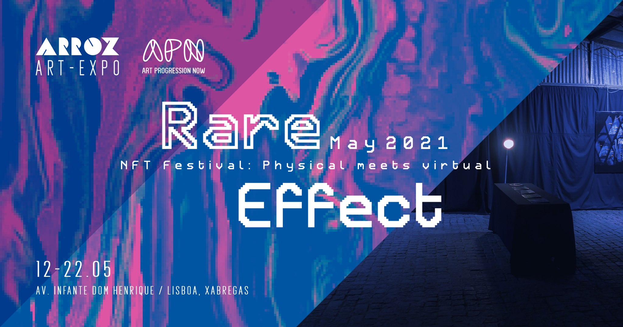 Rare Effect Vol2: an NFT Festival