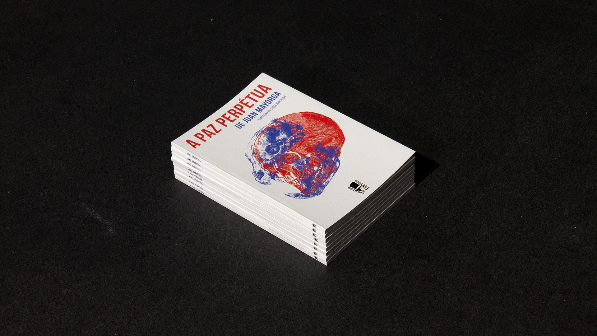 Lançamento de livro | A Paz Perpétua, de Juan Mayorga