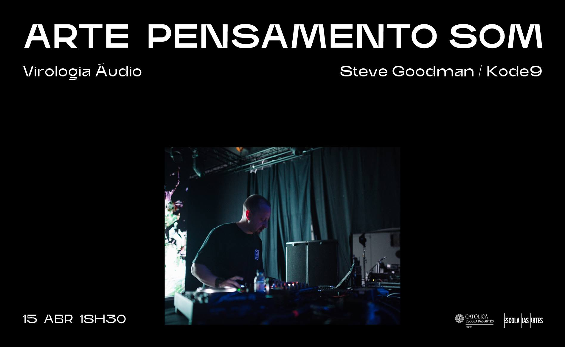 Steve Goodman / Kode9 · Virologia Audio