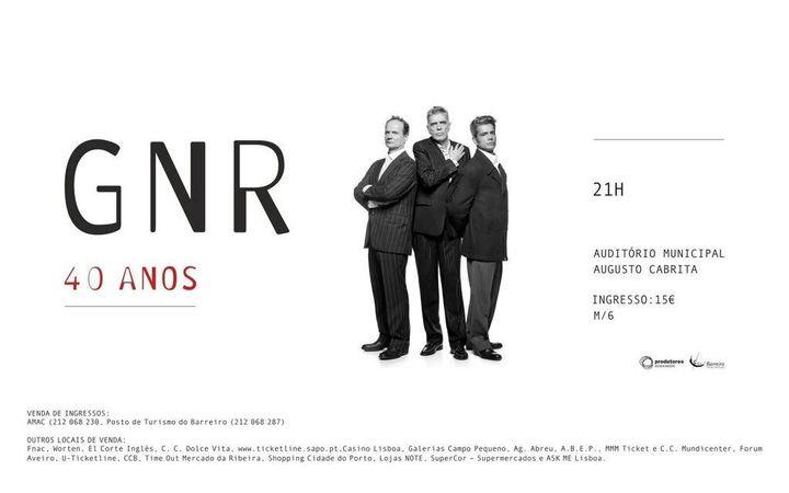 GNR | Concerto | AMAC