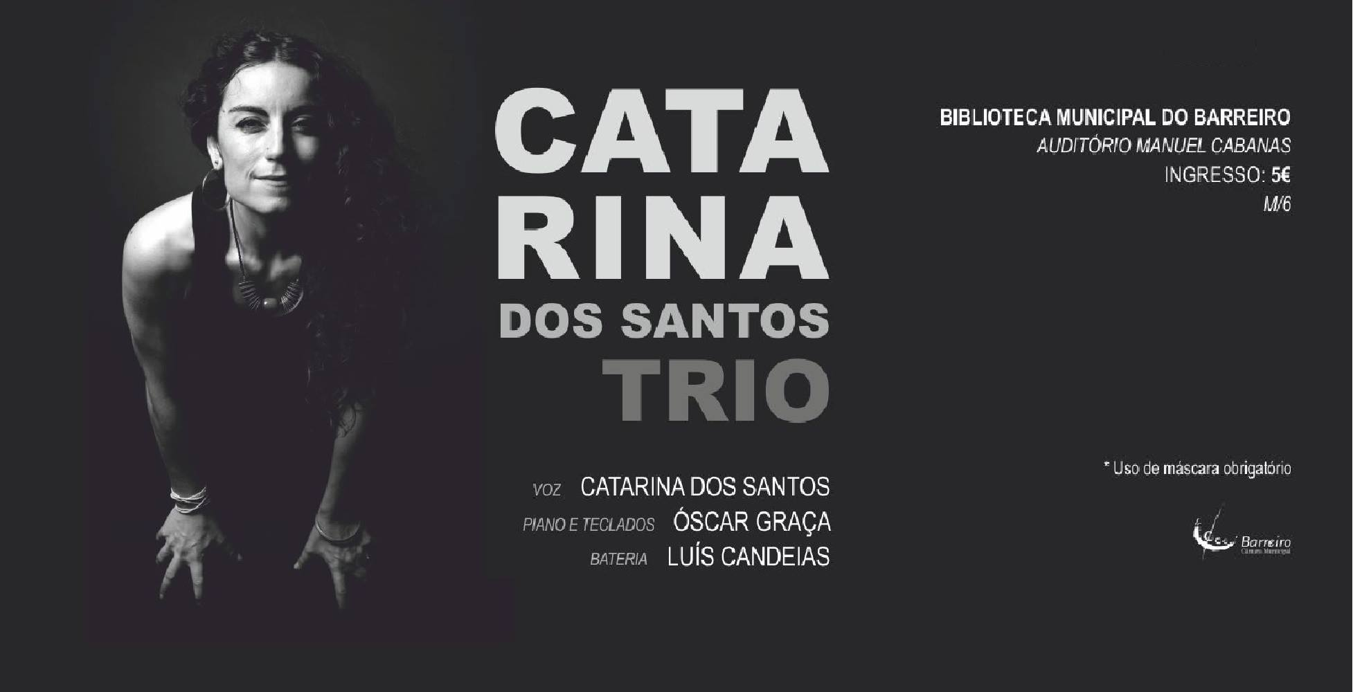 Catarina dos Santos Trio (Jazz)