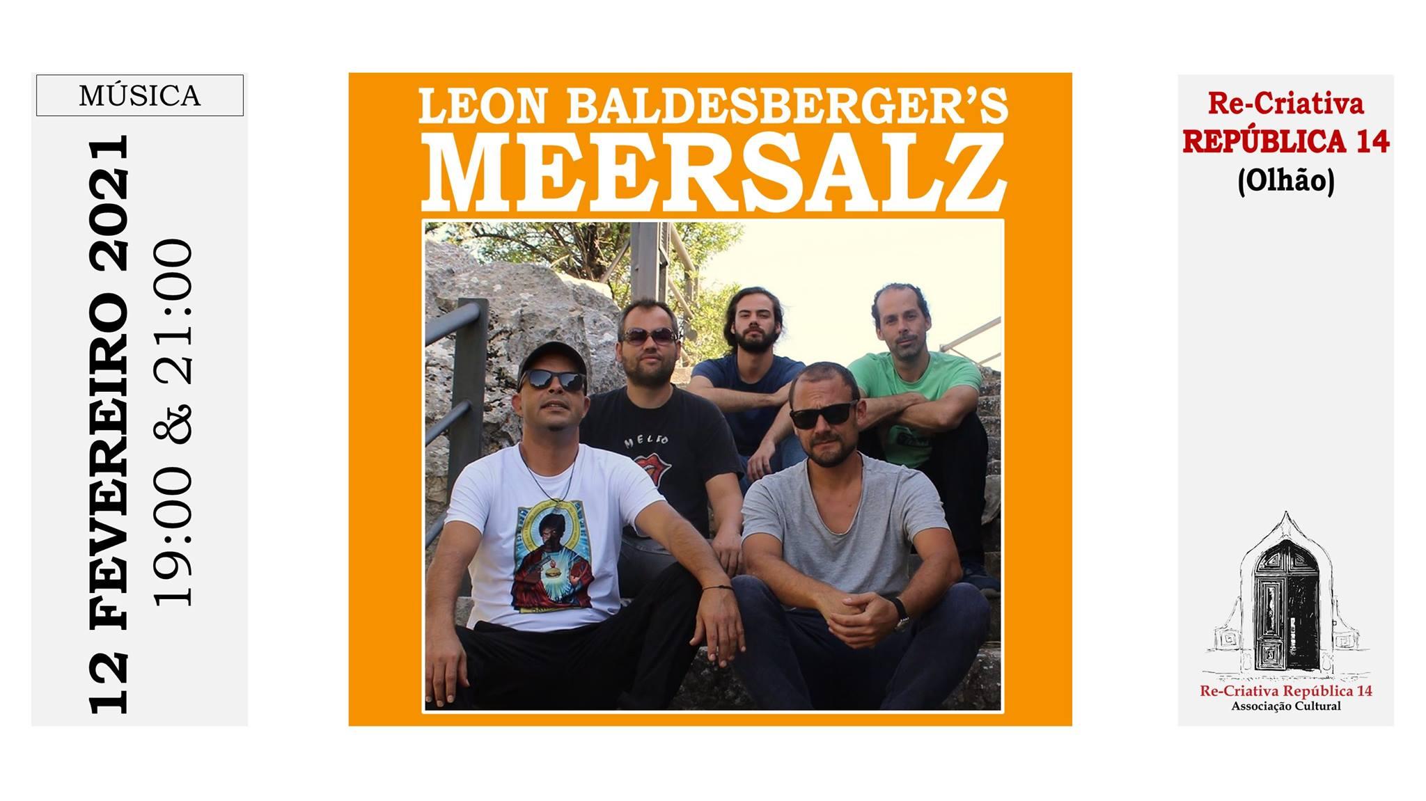 Leon Baldesberger's Meersalz - Grilled Orange