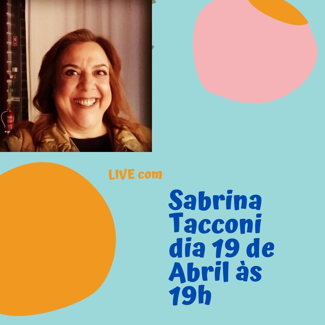 Rir com Sabrina Tacconi - Ciclo do Riso