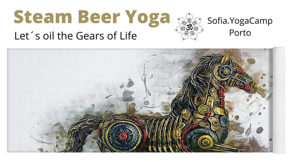Steam Beer Yoga