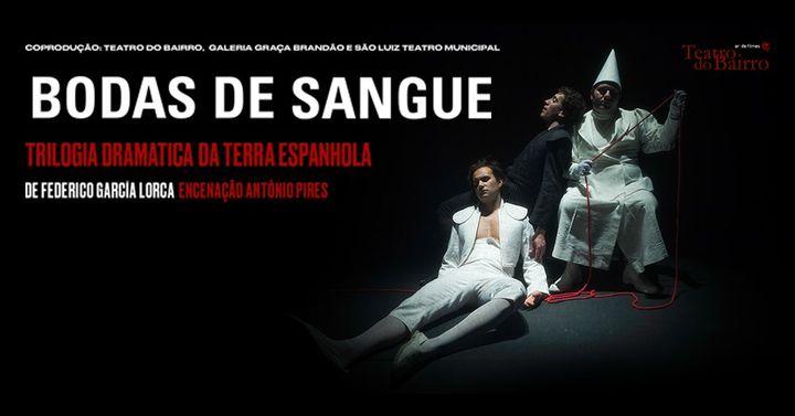 Bodas de Sangue, de Federico García Lorca