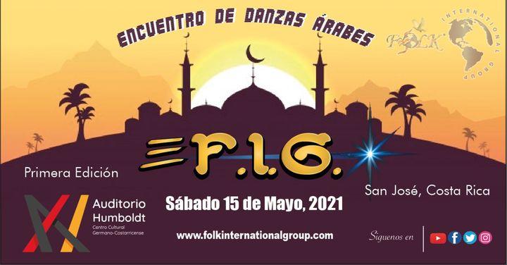 Primer Encuentro de Danzas Arabes F.I.G.