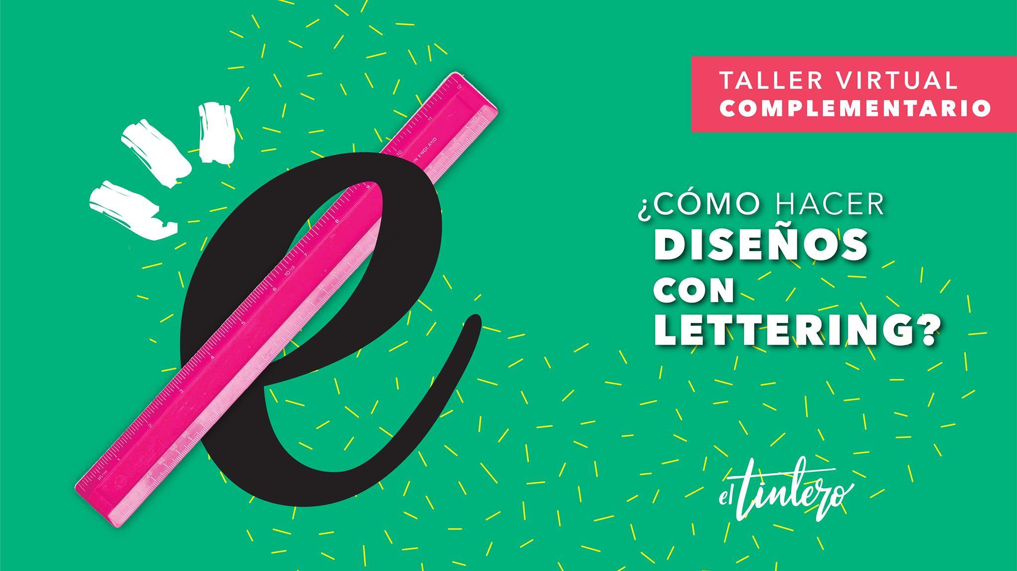 Taller Diseños con Lettering