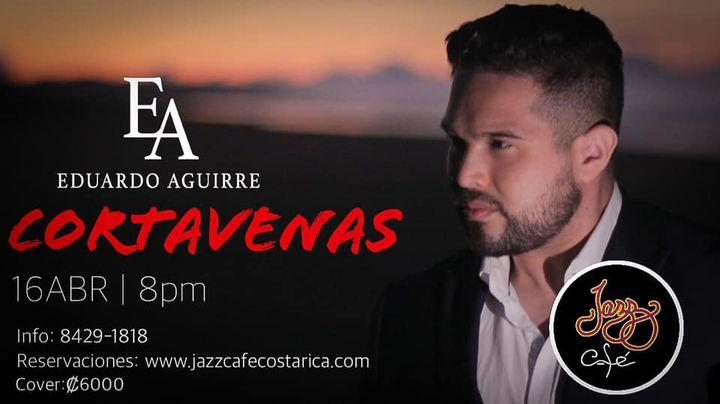 "Eduardo Aguirre presenta: ""Cortavenas"""