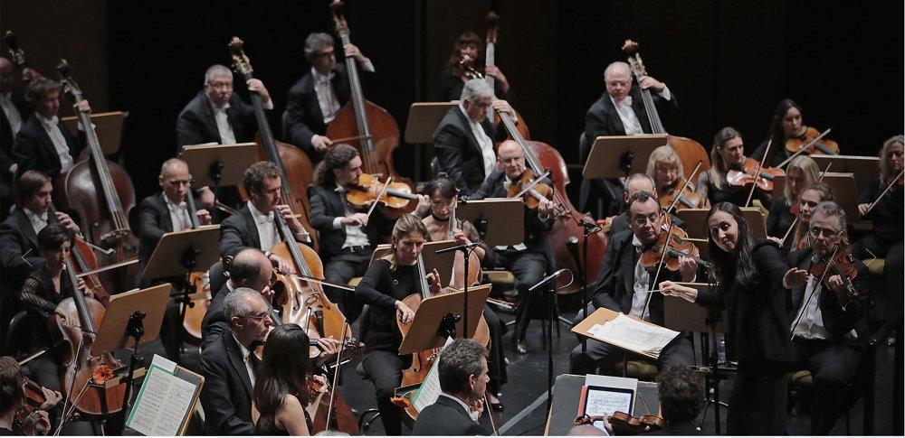 Mozart, Copland e Schubert