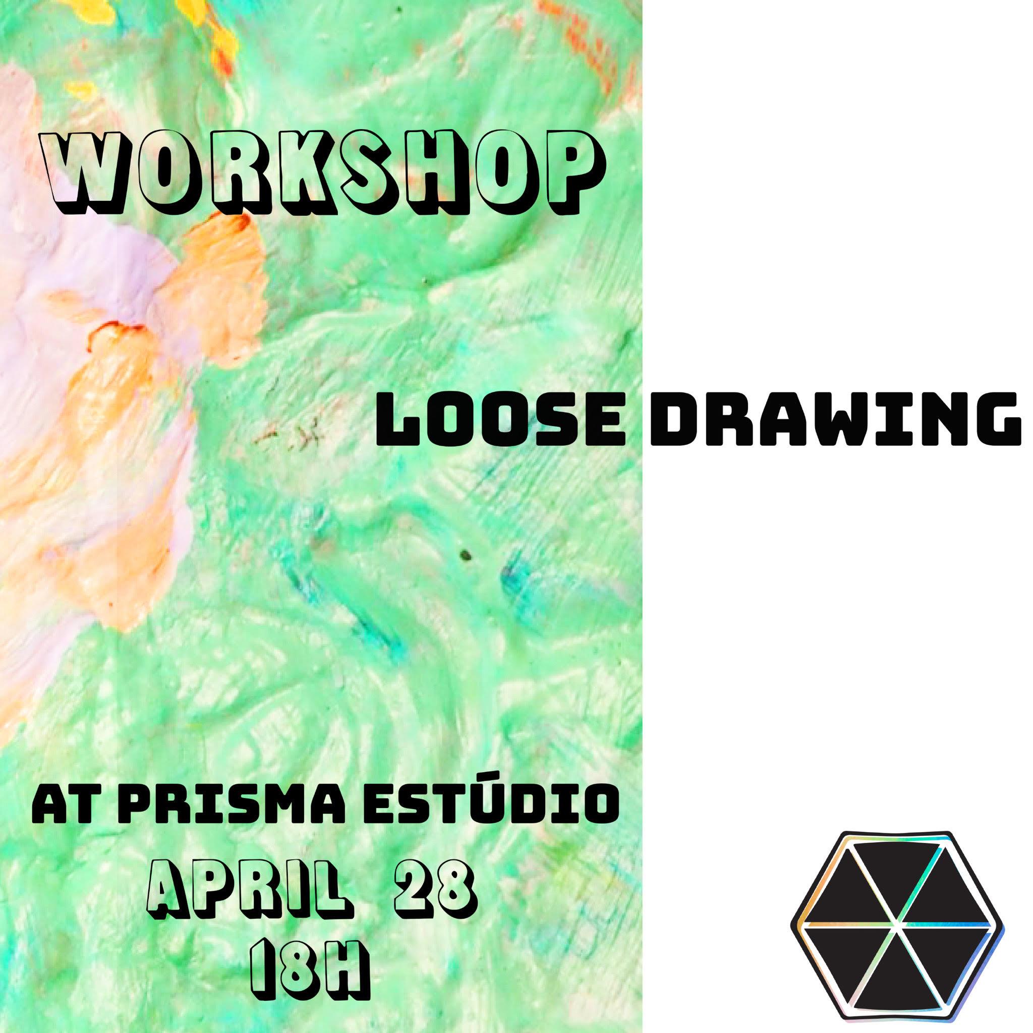 Workshop desenho livre by Poison Garden