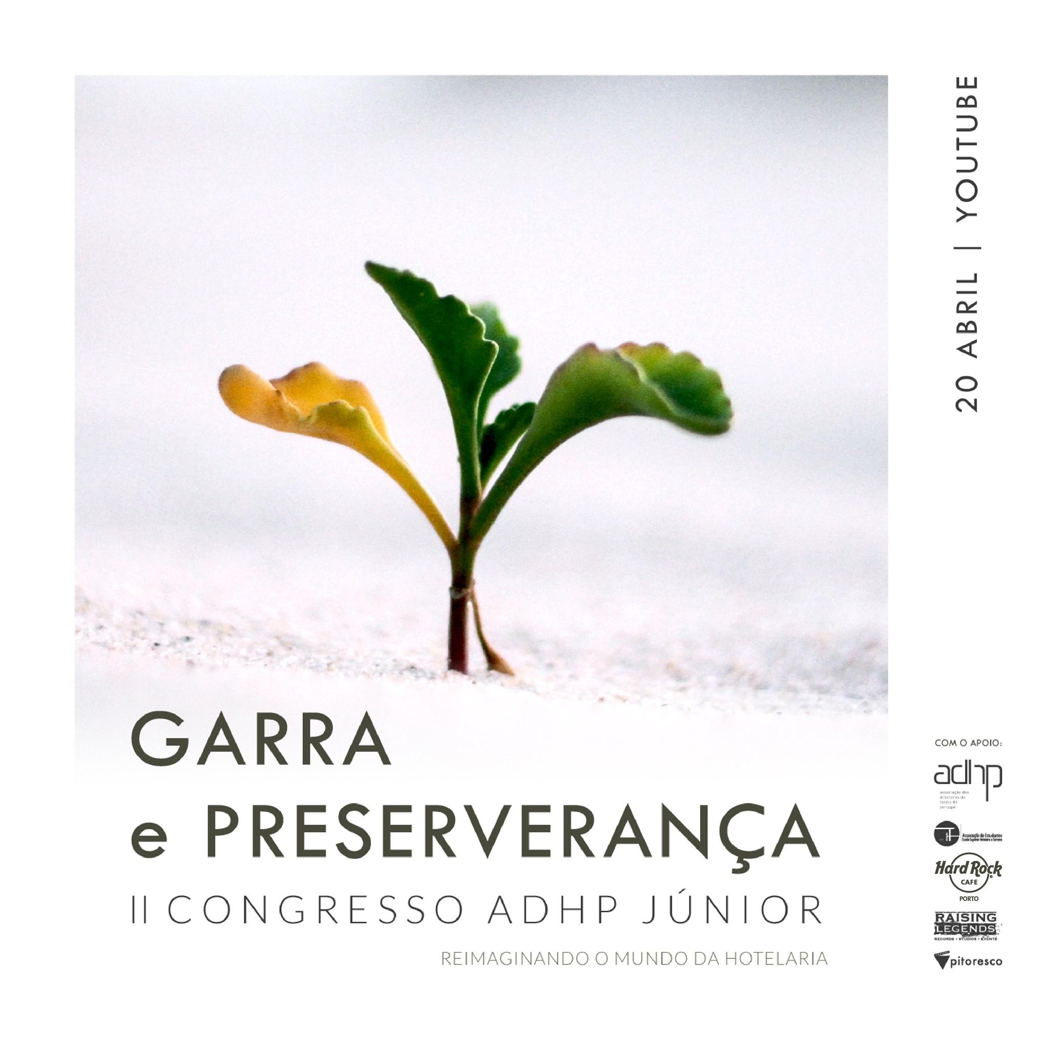II Congresso ADHP Júnior 'Garra e Perseverança'