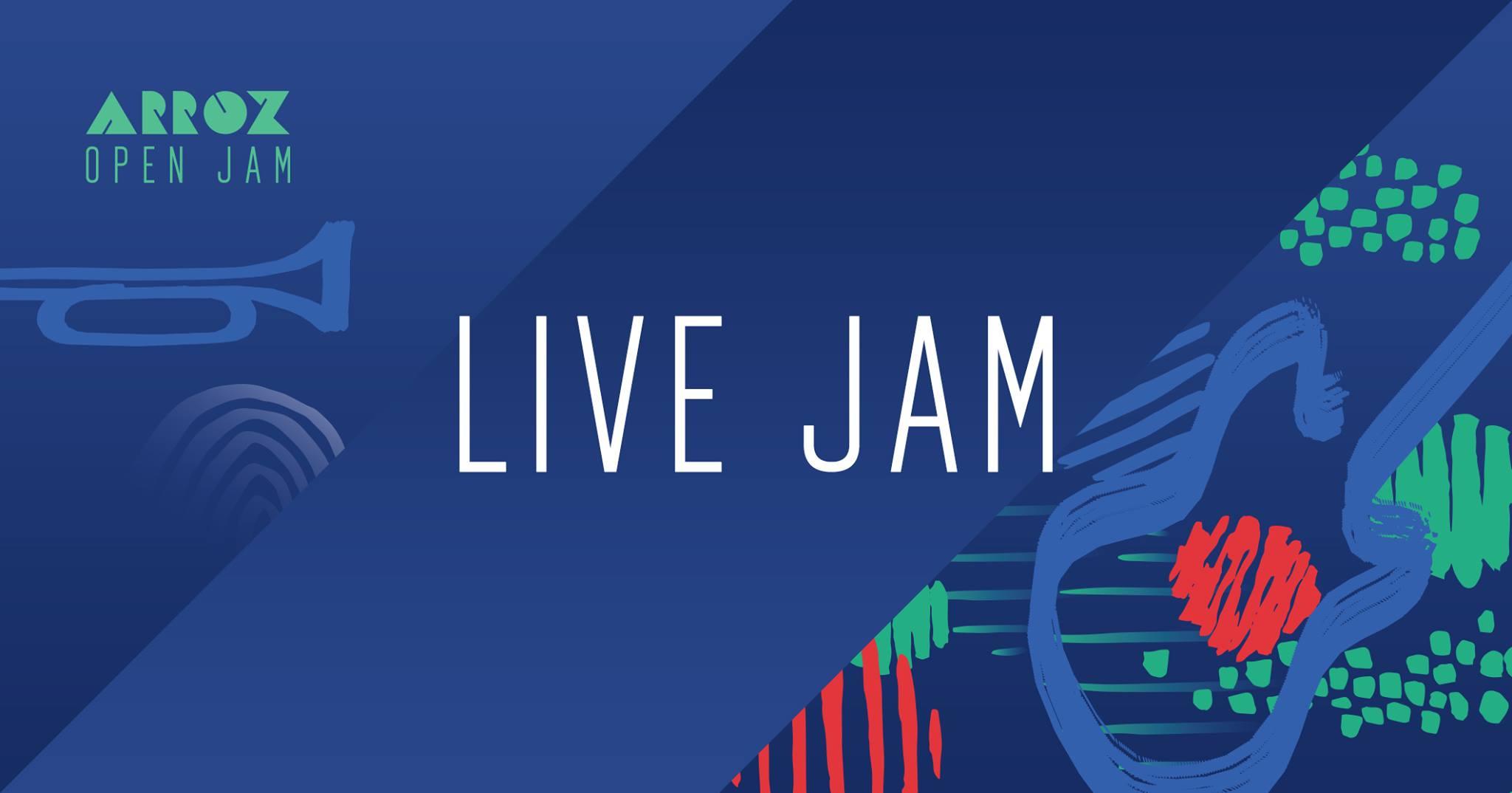 Arroz Live Jam