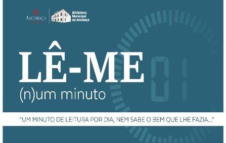 BMA - Lê-me Num Minuto (Outubro)