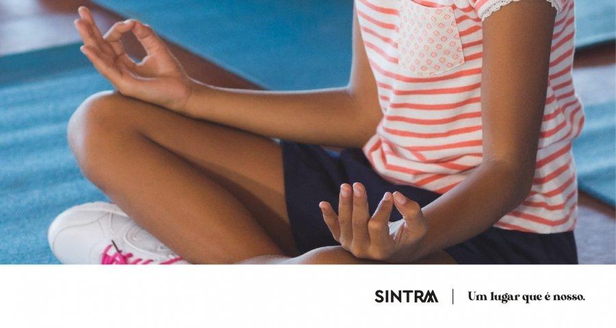 Centros Lúdicos de Sintra recebem Yoga com Estórias