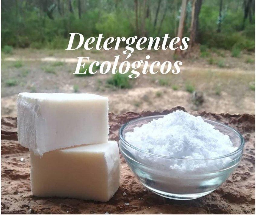 Detergentes ecológicos - ESGOTADO