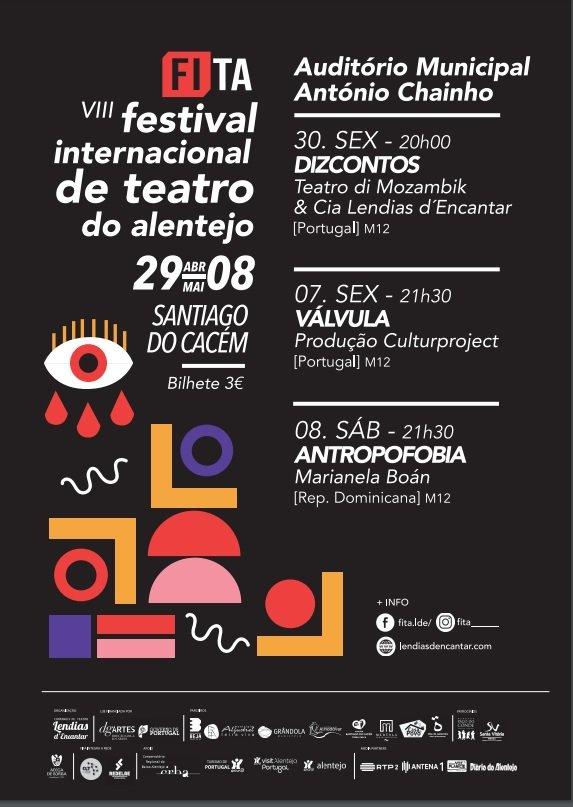FITA – Festival Internacional de Teatro do Alentejo 2021